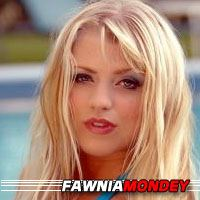 Fawnia Mondey  Actrice