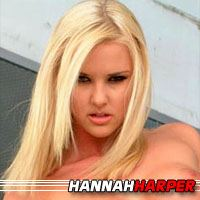 Hannah Harper  Actrice