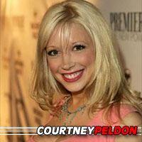 Courtney Peldon  Acteur