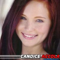 Candice Accola  Actrice