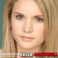 Kelle Cantwell  Actrice