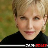 Caia Coley  Actrice