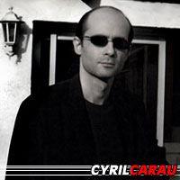 Cyril Carau  Auteur, Illustrateur, Anthologiste