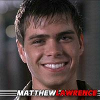 Matthew Lawrence  Acteur