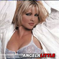 Angela Little  Actrice