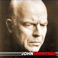 John Shrapnel  Acteur