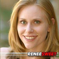 Renee Sweet  Actrice