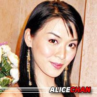 Alice Chan  Actrice