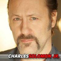 Charles Solomon Jr.  Acteur