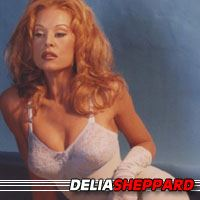 Delia Sheppard  Actrice