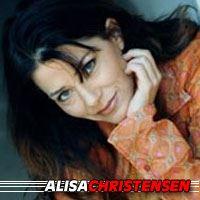 Alisa Christensen  Actrice