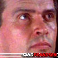 Jano Frandsen  Acteur, Doubleur (voix)