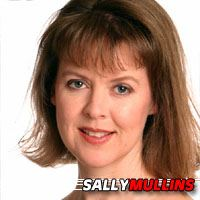 Sally Mullins  Productrice, Scénariste, Actrice