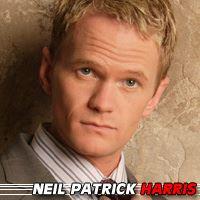 Neil Patrick Harris  Acteur, Doubleur (voix)
