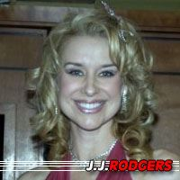 J.J. Rodgers  Anthologiste, Actrice