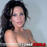 Sydnee Steele  Actrice