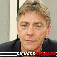 Richard Brooker  Acteur