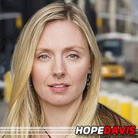 Hope Davis  Acteur