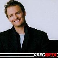 Greg Bryk  Acteur