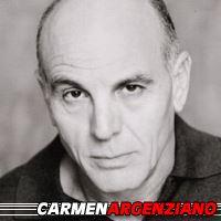Carmen Argenziano  Acteur, Doubleur (voix)