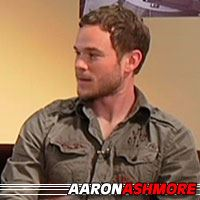 Aaron Ashmore  Acteur