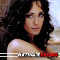 Nathalie Brown  Auteure, Actrice