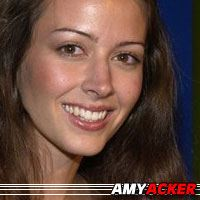 Amy Acker  Actrice