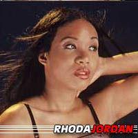 Rhoda Jordan  Actrice