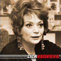 Lila Kedrova