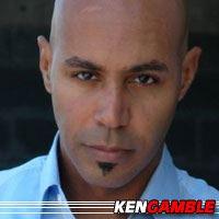 Ken Gamble  Acteur