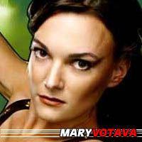 Mary Votava  Actrice