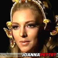 Joanna Pettet  Actrice