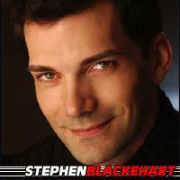 Stephen Blackehart  Acteur