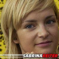 Sabrina Reiter  Actrice