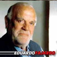 Eduardo Fajardo  Acteur