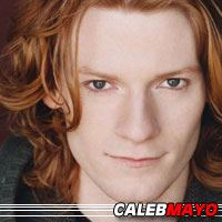 Caleb Mayo  Acteur