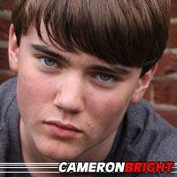 Cameron Bright  Acteur
