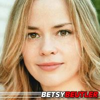 Betsy Beutler  Actrice