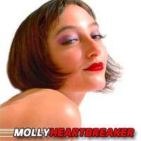 Molly Heartbreaker  Actrice