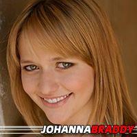 Johanna E. Brady  Acteur, Doubleur (voix)