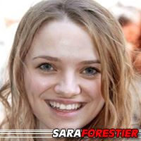 Sara Forestier  Actrice, Doubleuse (voix)