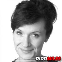 Dido Miles  Actrice