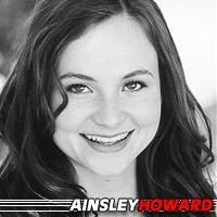 Ainsley Howard  Actrice