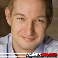 James Warke  Acteur