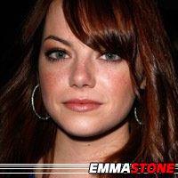 Emma Stone  Actrice, Doubleuse (voix)