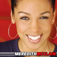Meredith McClain  Actrice