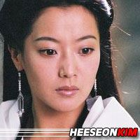 Hee-seon Kim  Actrice