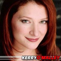 Kerry O'Malley  Actrice