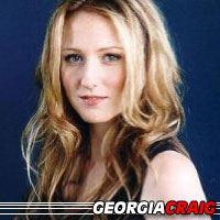 Georgia Craig  Actrice