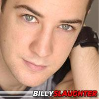 Billy Slaughter  Acteur